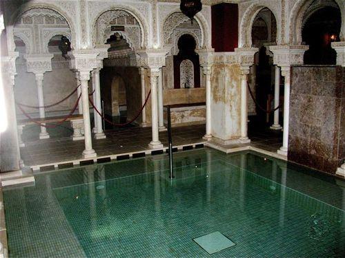 Ahh Arab Baths Andalusia Spa Malaga Spain Andalusia Spain Malaga
