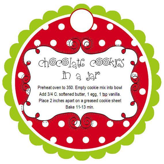 Cookie Jar Labels Aprilmydearestco