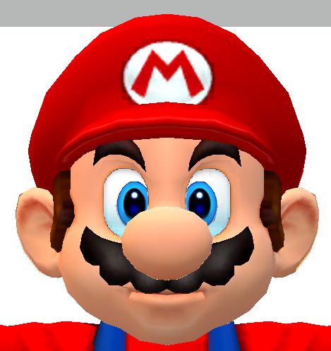 Why Exactly Is Mario S Face Staring At Me Like That Mario Characters Funny Games Super Mario
