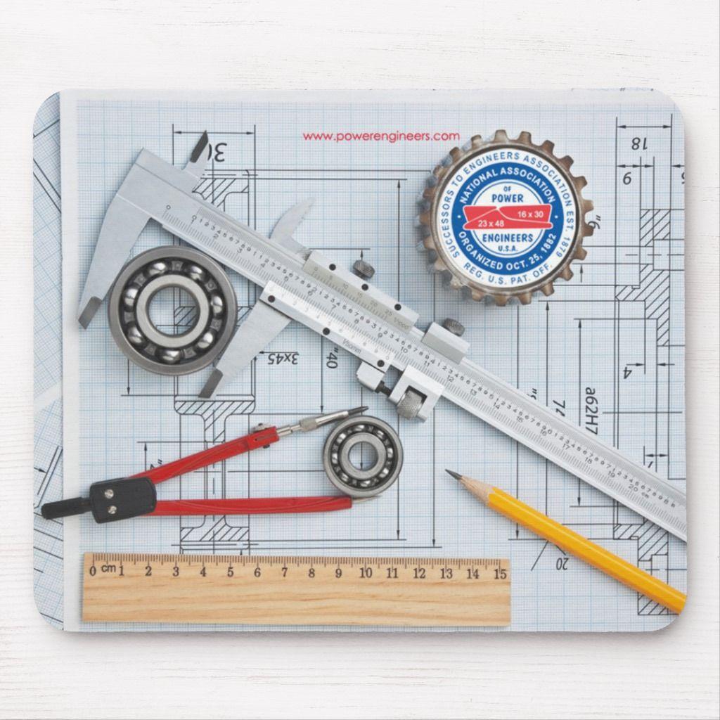 N A P E Engineering Tools Mousepad Zazzle Com In 2021 Engineering Tools Engineering Logo Engineering