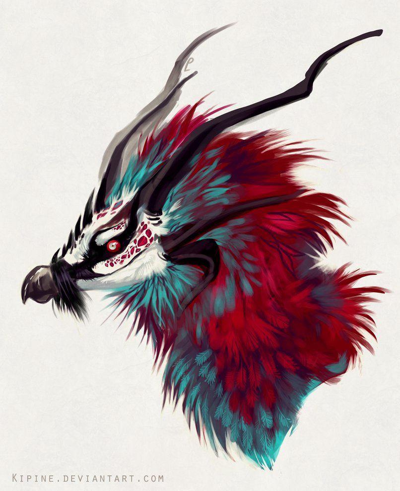 Pin de Cappuccinoob en Dragons and creatures | Pinterest | Dragones ...