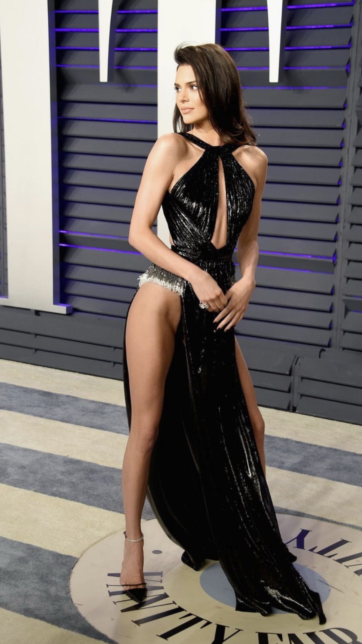 Kylie Jenner latex dress. 2018-2019 celebrityes photos leaks!