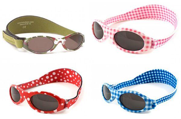 6b7e2d7d3cf Gafas de sol polarizadas para bebés Baby Banz