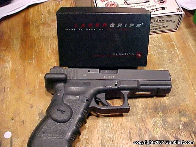 Crimson Trace Lasergrip for GLOCK  A Dependable Quality