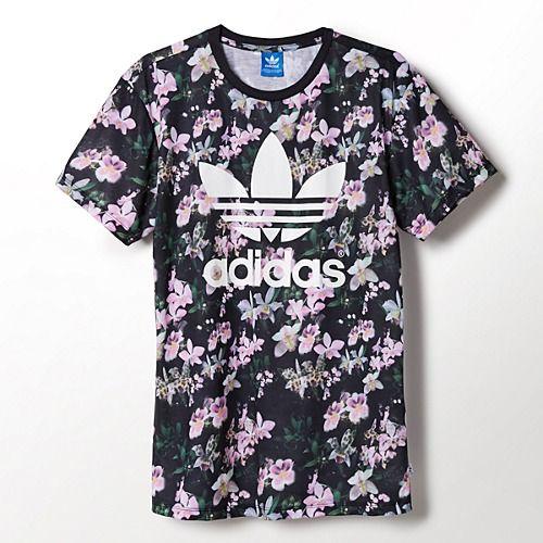 adidas boyfriend t shirt rosa