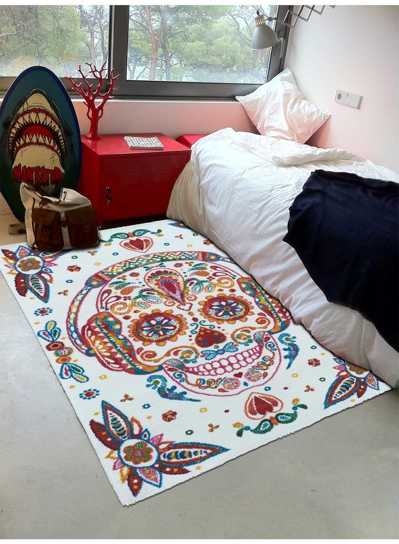 26 idees de tapis pour ados tapis
