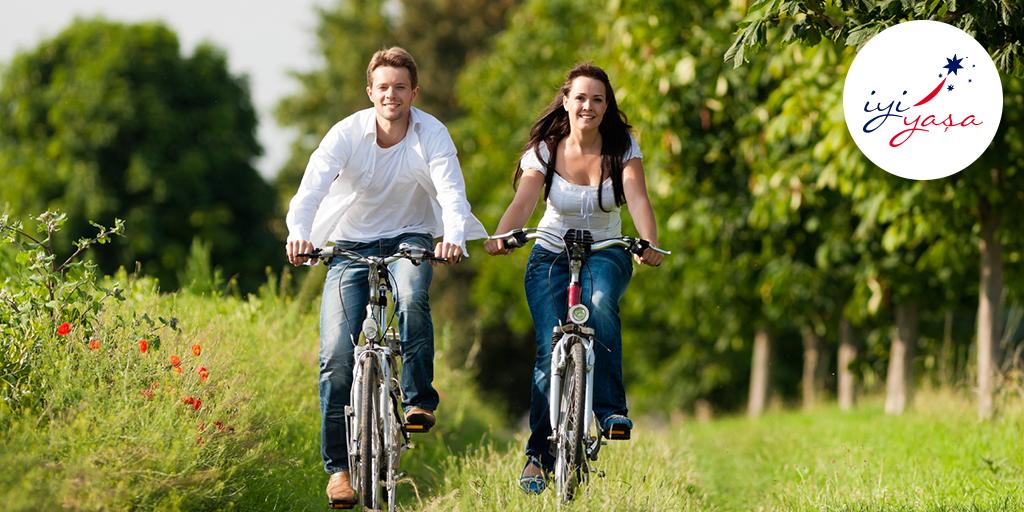 С велосипедом знакомство