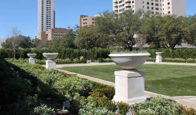 Celebration Garden In The McGovern Centennial Gardens