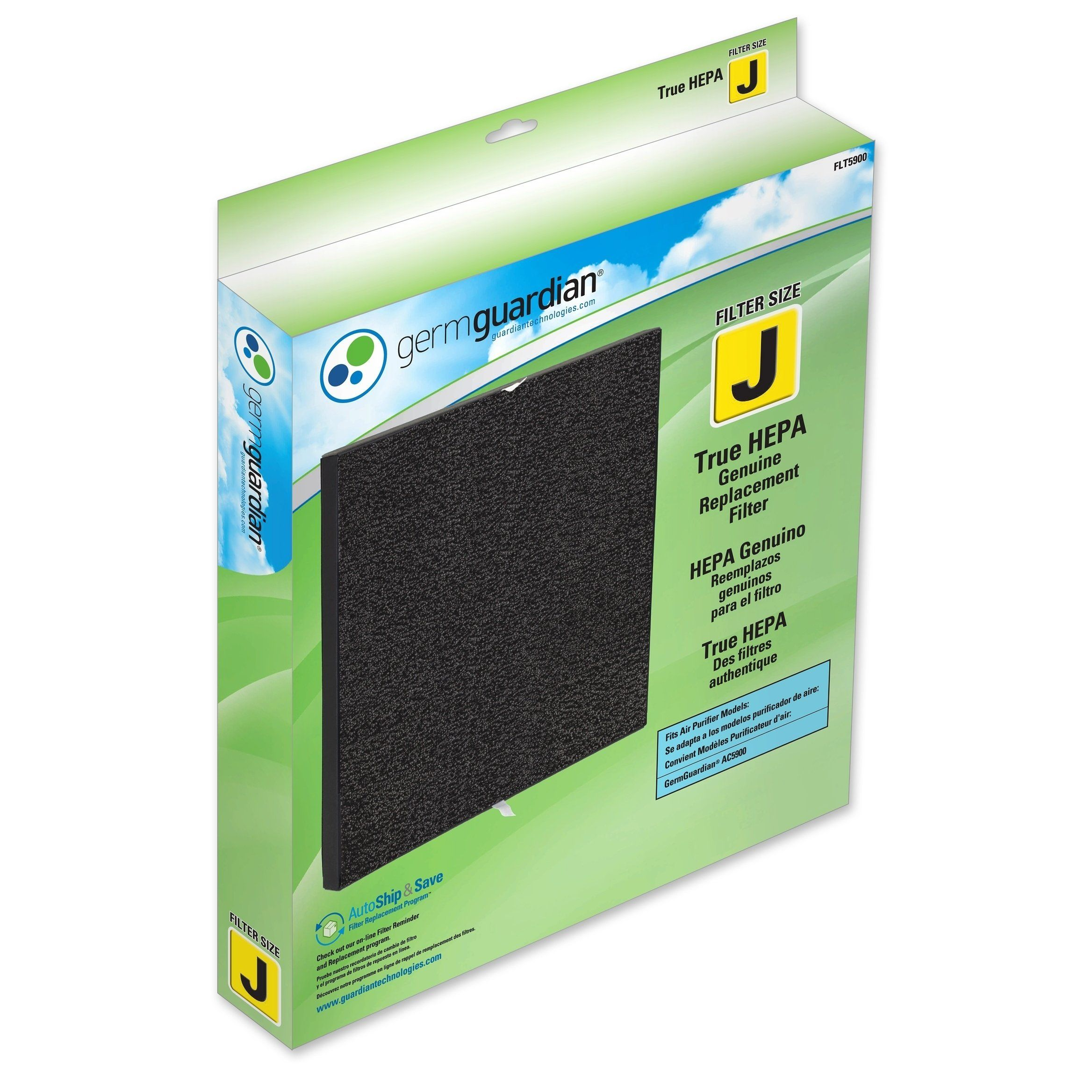 GermGuardian® FLT5900 Hepa Genuine Replacement Filter J