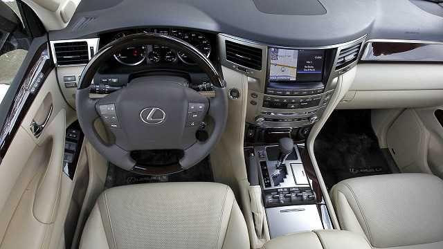 2016 Lexus LX 570 - Price, Interior, Release Date, Hybrid | Lexus ...