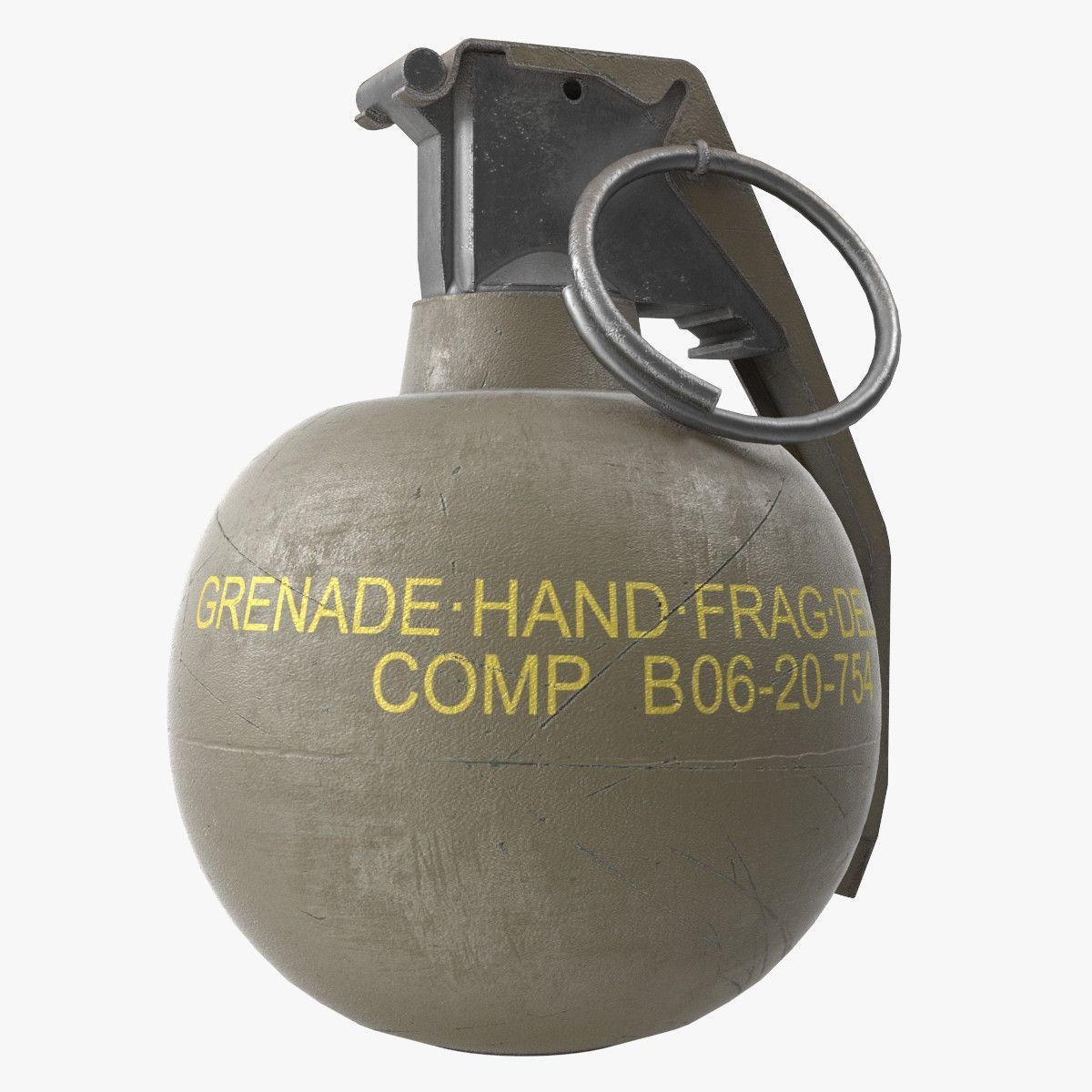 M67 Prop Grenade Cosplay