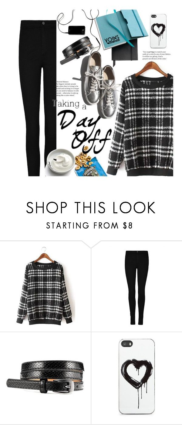 """""""Yoins Casual"""" by beebeely-look ❤ liked on Polyvore featuring Garance Doré and Zero Gravity"""