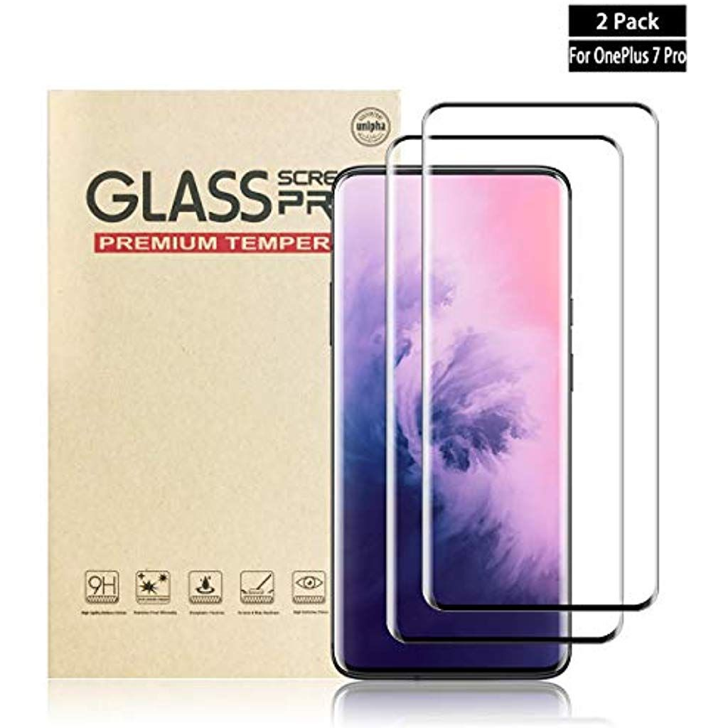 Full Coverage HD Tempered Glass Anti-Scratch Bubble-Free Screen Protector for Samsung Galaxy Note 10 Plus 2 Pack KCEN Galaxy Note 10 Plus Screen Protector Glass