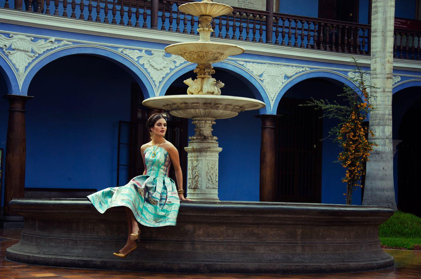 Fashion in Perú