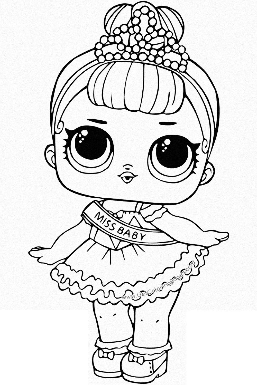 Pin By Sylvinha Alencar On Printables Cute Coloring Pages Coloring Pages Lol Dolls