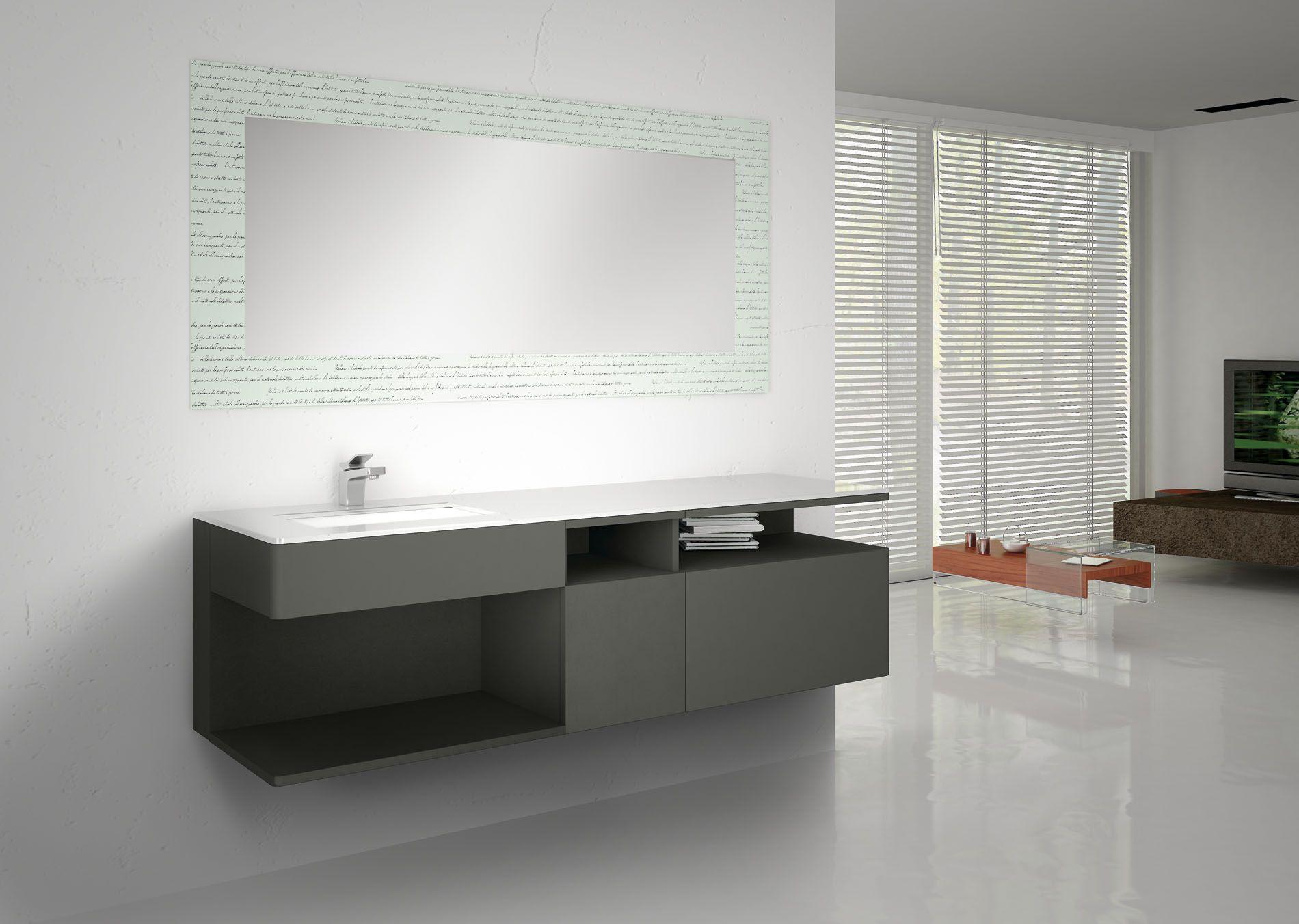 Yurba fabrica de muebles de ba o a medida platinum for Fabrica muebles bano