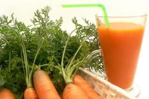 TU SALUD: Jugo de Zanahoria, Toronja y Apio Para proteger contra rayos ultra violeta