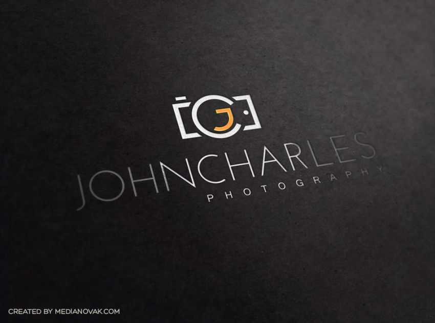Photography Logo Design Ideas | How To Design A Logo That Gets ...