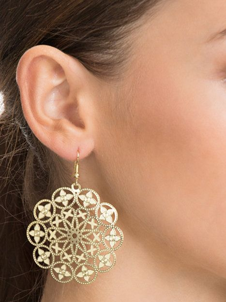 Boho Earring - Nly Accessories - Guld - Smycken - Accessoarer - Kvinna - Nelly.com