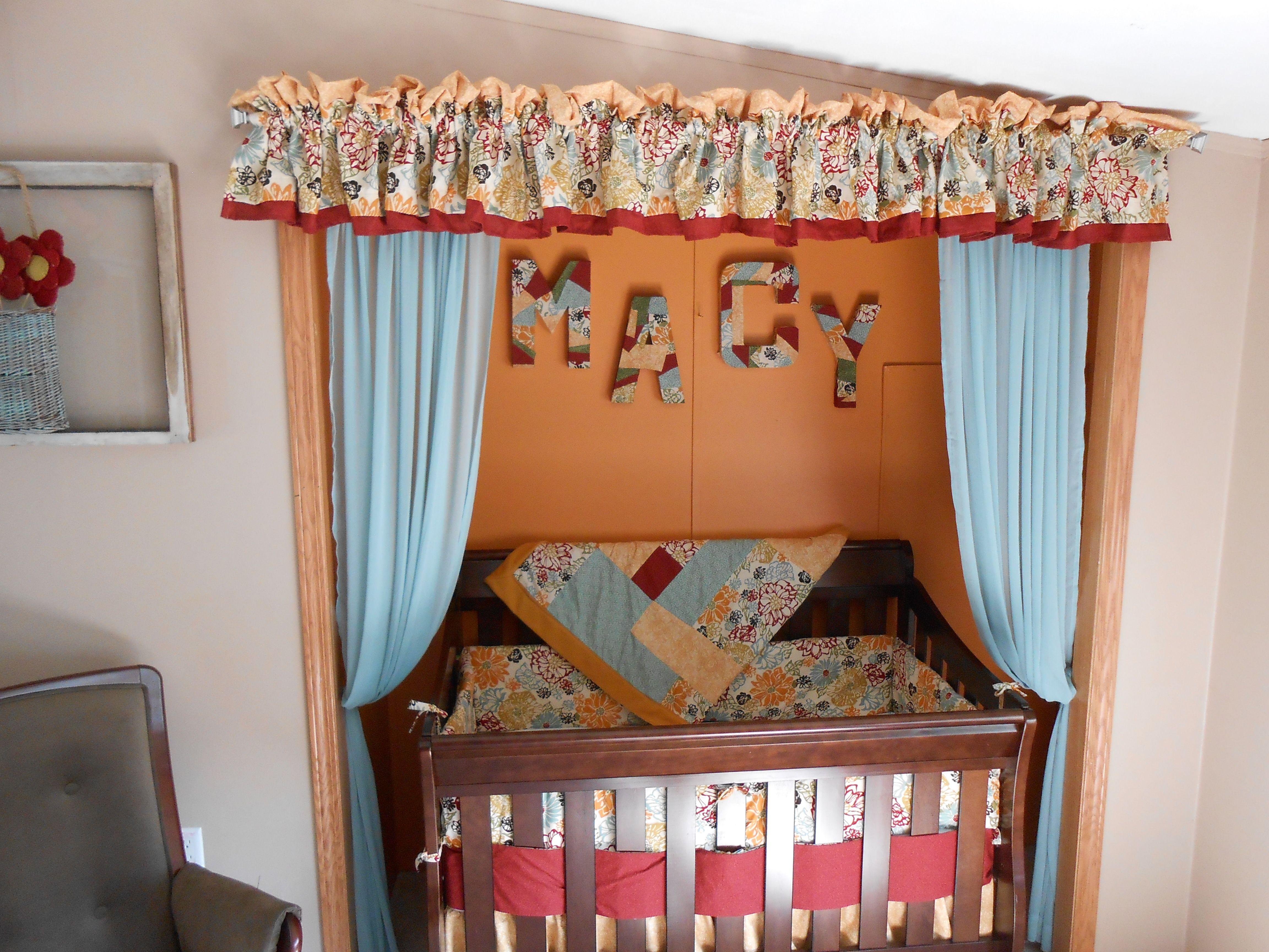 Crib In A Closet.