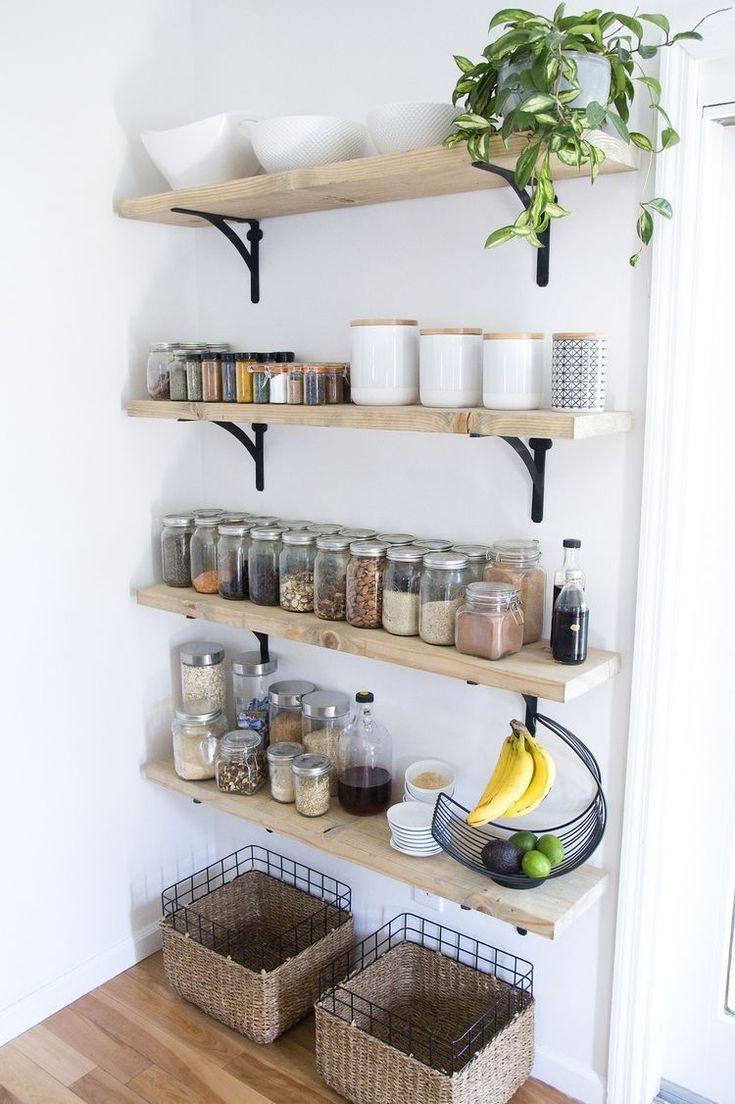 weitere ideen kleine küchenorganisation ideen diy backen