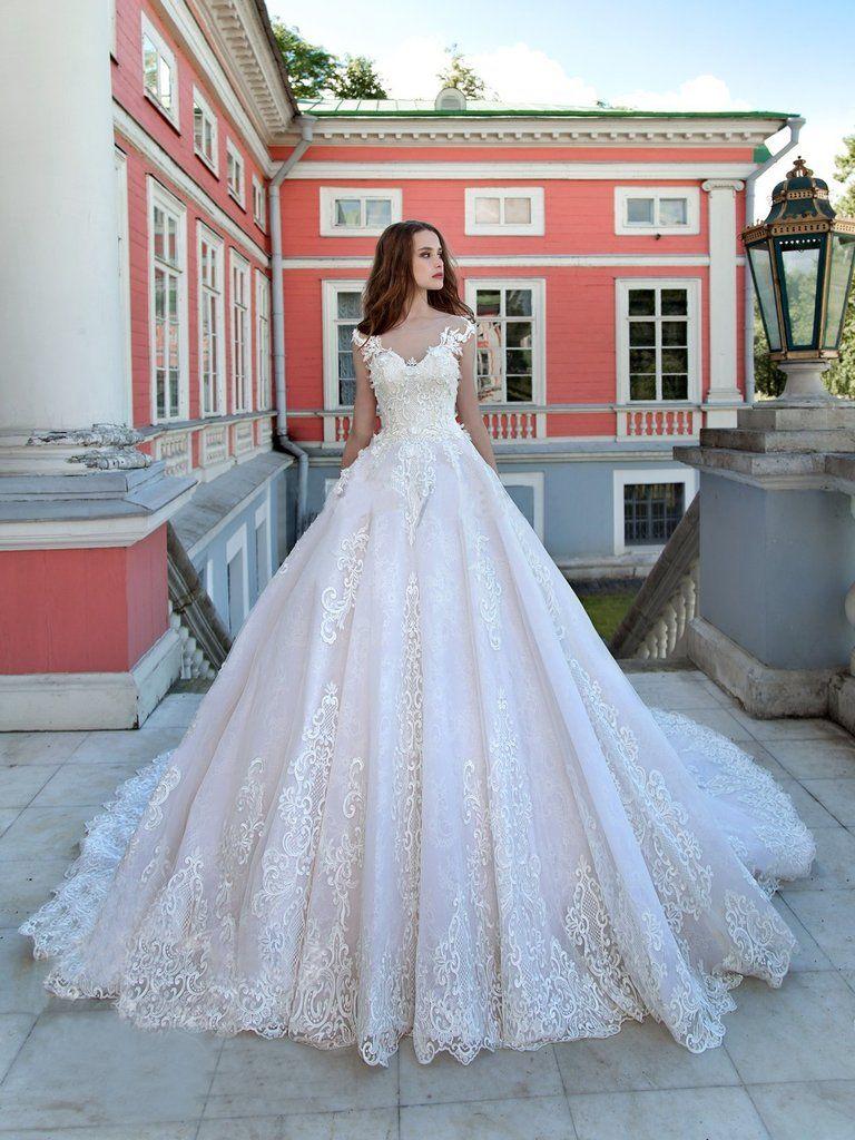 Sexy Big Wedding Dress