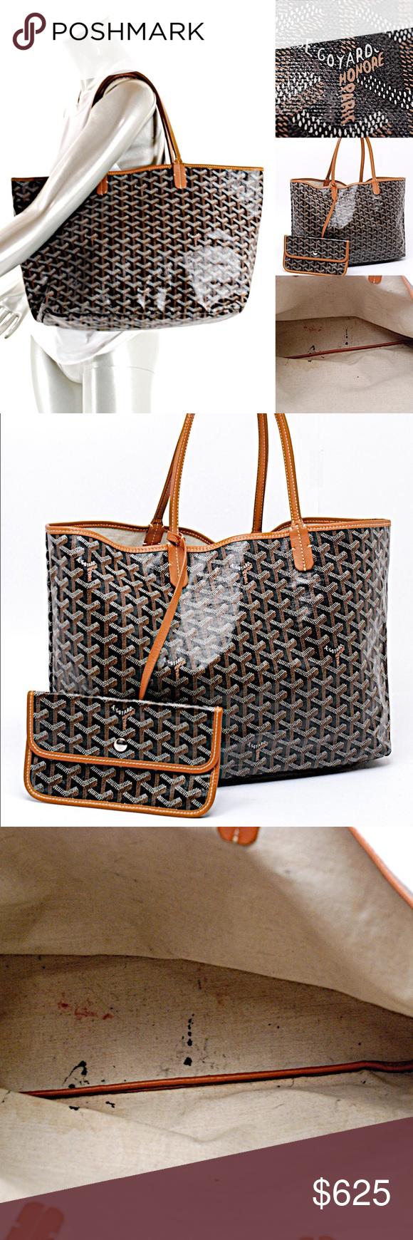 Goyard St Louis Tote Bag Bergdorf Goodman Purchased At