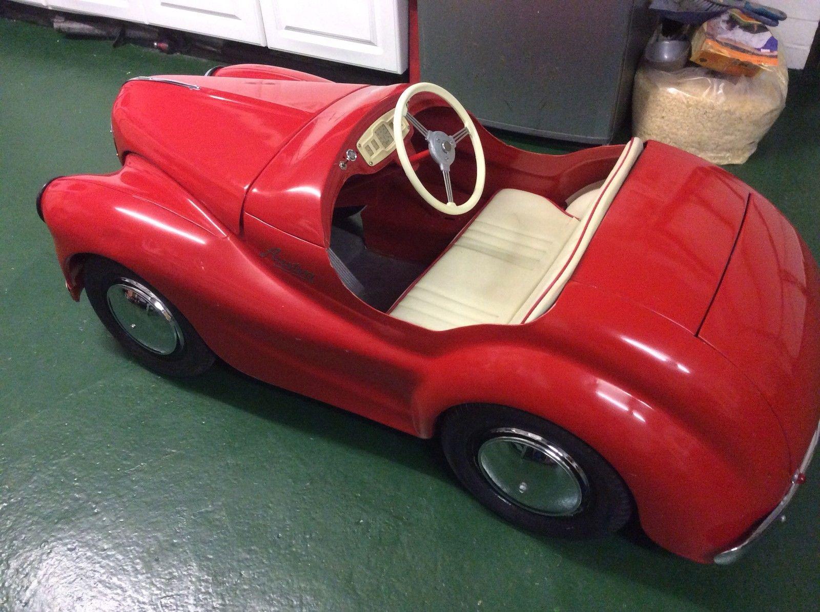 austin j40 kids pedal car vintage pedal car in toys games vintage
