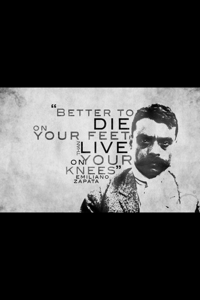 Love Being Mexican Emiliano Zapata Zapata