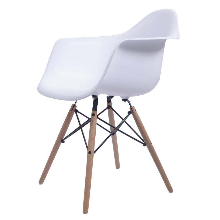 Eames spisebordsstol. DAW matte. Design Stole