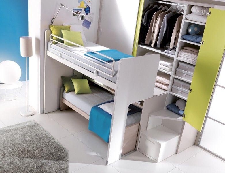 lits superposés Doimo CityLine | chambre italienne | Pinterest ...
