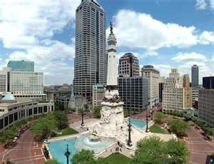 Soldiers and Sailors Monument in Downtown Indianapolis | Expedia.ca