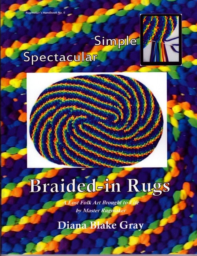 Catalog Of Rug Making Books Supplies And Tools