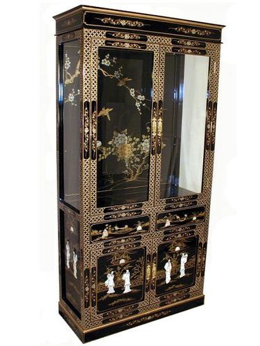 Oriental Curio Cabinets At Import Direct Prices Ing A Large Selection Of Chinese Furniture And Asian Decor As 1984