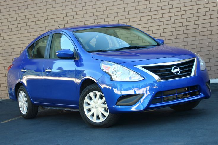 Est Cars The Least Expensive New Nissan Versa 1 6 S