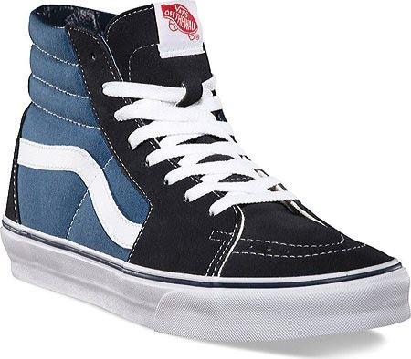 1b701f7eda84 Vans Men s Men s Sk8-Hi High top Sneaker