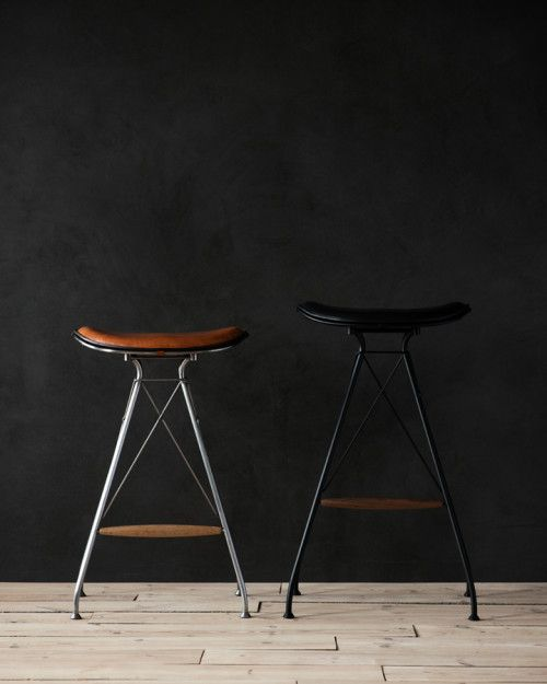 Wire Bar Stool by Overgaard & Dyrman