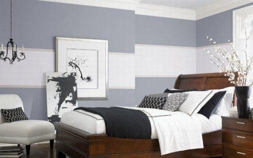 Like The Stripe Bedroom Paint Design Bedroom Colors Bedroom