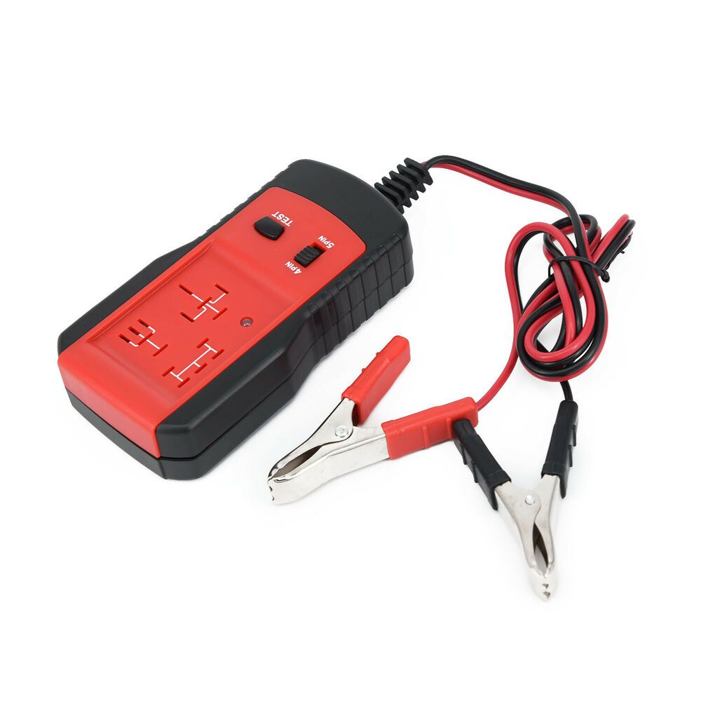 Ebay Advertisement Relay Checker Universal Tester Automotive Indicator Coil Vehicle Car Battery Car Cleaning Car Manufacturers Ebay
