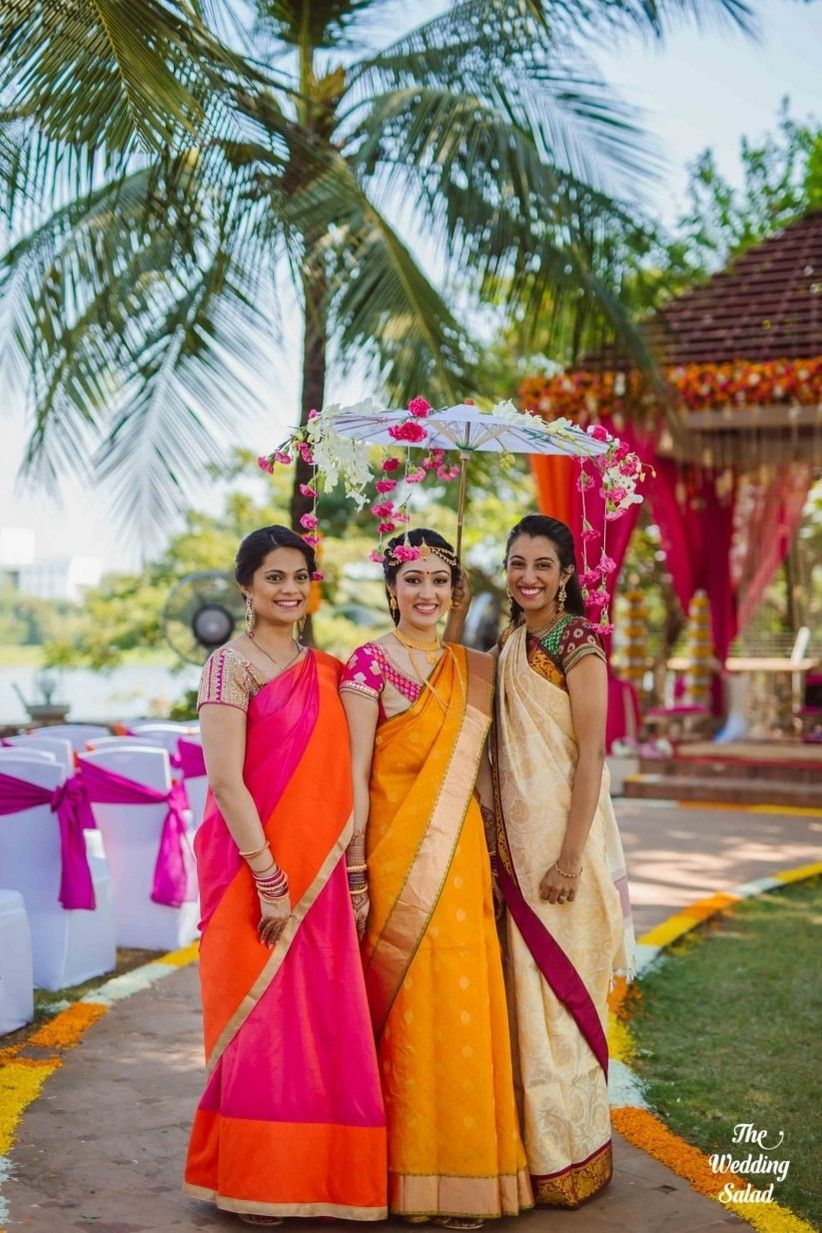 10 Marriage Function Dress For Females That Work For All