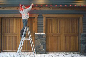 Donu0027t Forget To Stay Safe When Putting Up The Holiday Lights! #PinTheSeason