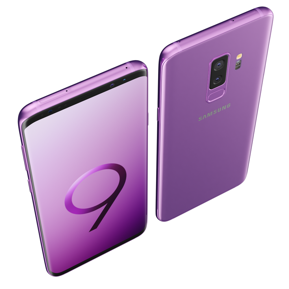 Samsung Galaxy S9 Plus All Colors 2 New Colors Samsung Galaxy Samsung Galaxy S9 Galaxy