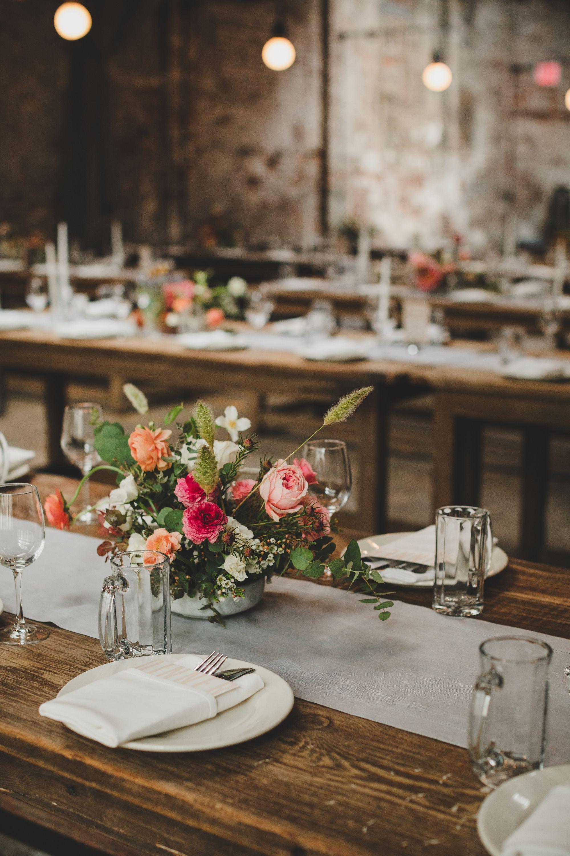 Rustic Industrial Wedding Venue In Ny Industrial Wedding Venues Industrial Wedding Flower Centerpieces Wedding