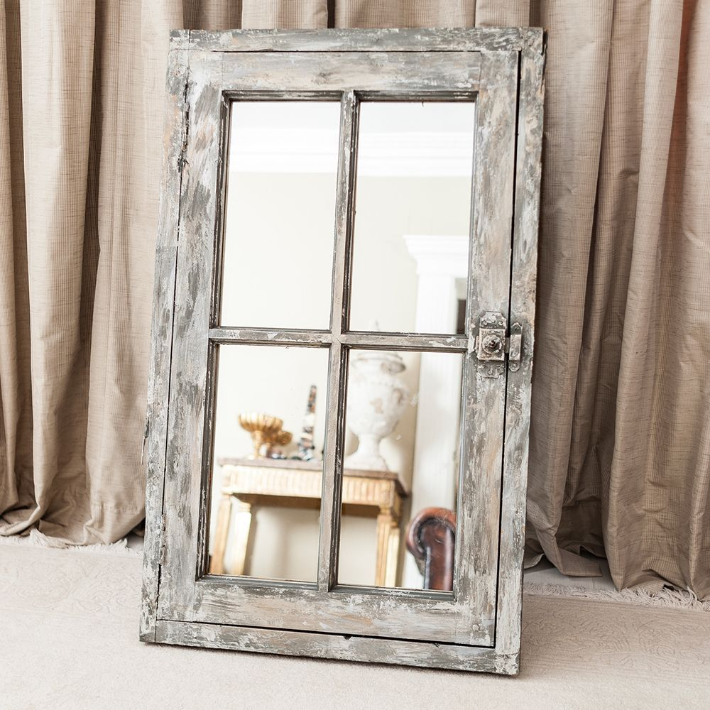 Espejo ventana (VENDIDO) | Ideas de decoración | Pinterest | Ventana ...