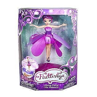Flutterbye flying fairy doll pink flower hot toy for christmas sold flutterbye flying fairy doll pink flower hot toy for christmas sold out rare ebay mightylinksfo