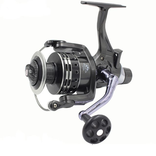 Free Runner Reel Bait Runner Reel 5000 6000 Carp Fishing Spinning Reel Aluminium Spool Fishing Reels Fishing Spinning Reels Carp Fishing Tackle