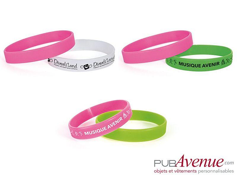 mode attrayante 2019 real trouver le travail Bracelet silicone personnalisable en express Ce bracelet en ...