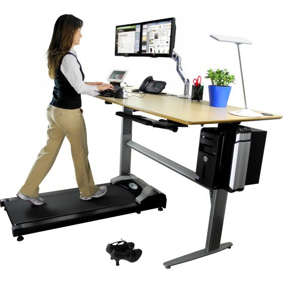 Making the most of your standing desk essential but for Standing desk at home