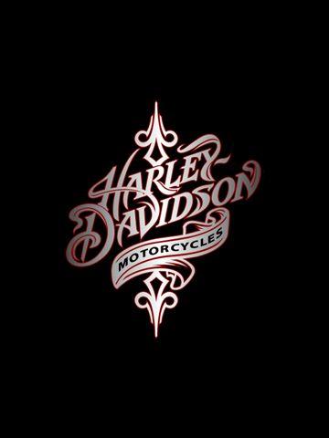 Girly Harley Davidson Motorcycle Awesomeness