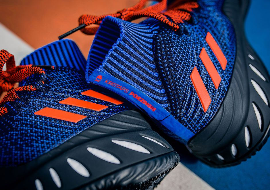 uk availability d3484 681ee sneakers news Kristaps Porzingis And adidas To Release Extremely Limited  PE At Packer Shoes